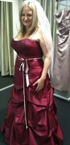 Ayesha Hilton Before Breast Reduction Surgery