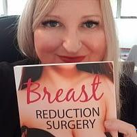 Ayesha Hilton Breast Reduction Book
